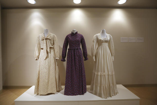news wedding fashions exhibit showcases changing styles american brides