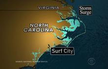 Carolinas brace for impact from Hurricane Arthur