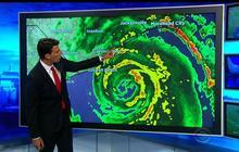 Hurricane Arthur intensifies as it nears North Carolina coast