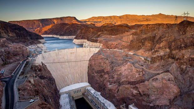 Usa 209 Nevada Las Vegas El Culto A La: Lake Mead In Nevada Pushed To New Low By Drought