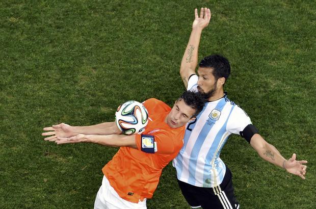 World Cup: Argentina vs. Netherlands