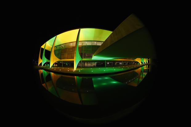 Oscar Niemeyer's Brasilia