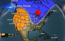 Weather forecast: Return of the Polar Vortex?