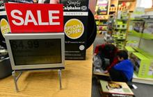 Have other retailers felt a pinch in sales?