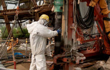 Japan building massive ice wall to seal in Fukushima reactor