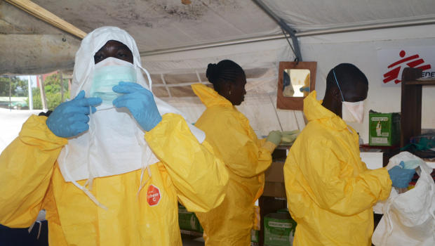 West Africa Now Ebola Outbreak in West Africa