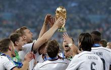 Germany wins World Cup glory