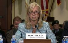 Bad blood boils over at VA hearing