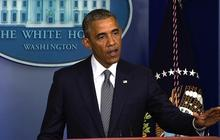 "Obama ""deeply concerned"" about violence in Gaza"