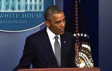 Obama: Vladimir Putin empowering Russian separatists in Ukraine
