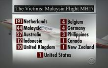 Remembering the victims of Flight 17