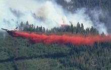 Wildfire devastates Central Washington town