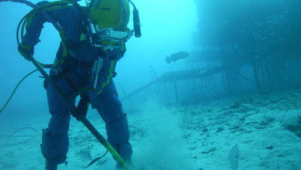Finding NEEMO: NASA trains for extreme environments under ...