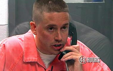 """Sgt. Brent Burke tells reporter """"I am an innocent man"""""""