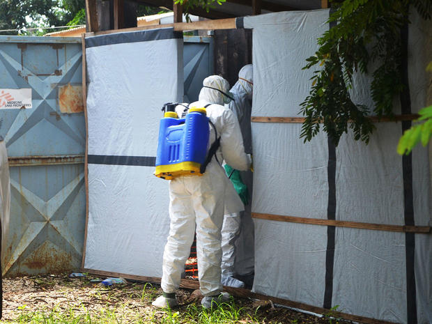 ebola generic