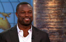 Retired football player Bart Scott on Ray Rice controversy