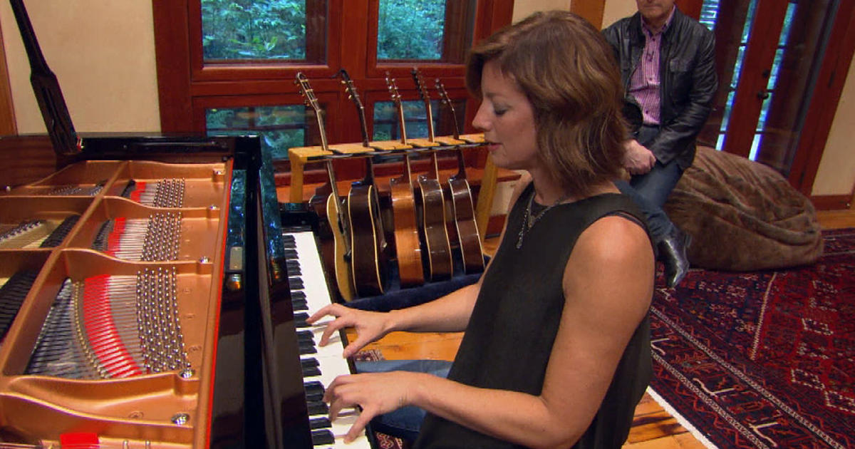 Sarah Mclachlan Is Back In The Game Cbs News