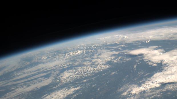 "NASA reveals photos on ""CBS This Morning's"" Instagram"