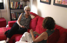 Growing number of older Americans choose to live with roommates