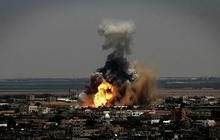 Who is responsible for explosion in Gaza street?