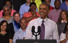 Obama mocks Republicans' lawsuit against him