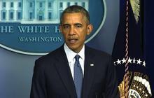 "Obama hails ""six-month streak"" of robust job growth"