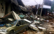 Earthquake in southeastern China kills over 350