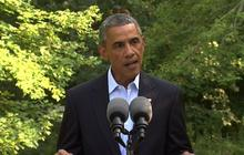 "Obama: ""New Iraqi leadership has a difficult task"""