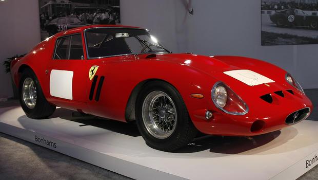 For 38 Million A 1962 Ferrari Hits An Auction Record