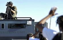 Ferguson police response spotlights domestic use of military equipment
