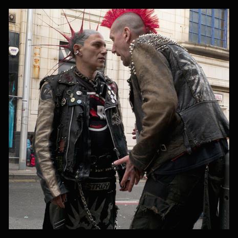 Punks convene in England