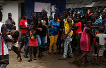 Number of Ebola victims continues to increase