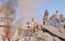 Air attacks resume between Israel and Hamas
