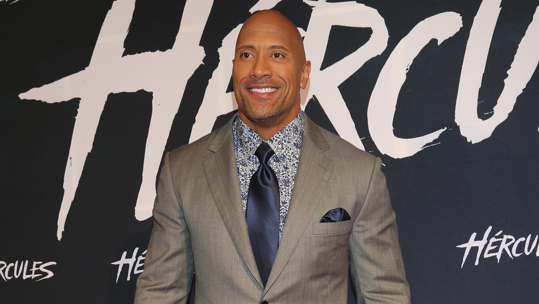 Dwayne Johnson to star in DC Comics film