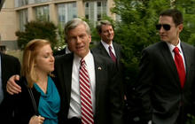 Former Virginia Gov. McDonnell blames wife for accepting gifts