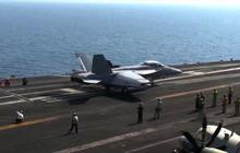 U.S. weighs options against ISIS targets inside Syria