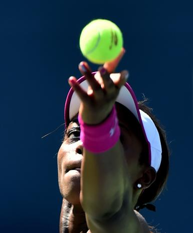 Faces of the U.S. Open
