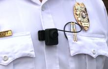 Ferguson, Missouri police receive body cameras