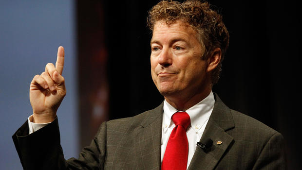 The 54-year old son of father Ron Paul and mother Carol Wells, 173 cm tall Rand Paul in 2017 photo