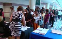 Laid-off Atlantic City casino workers hit the job fairs