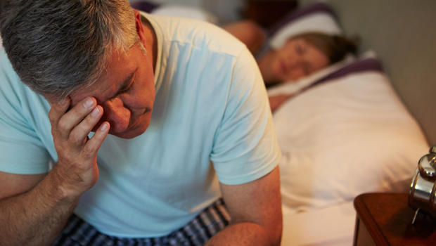 Not getting enough sleep could increase your risk of Alzheimer's