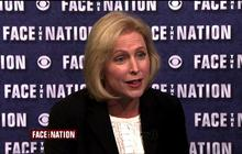 Kirsten Gillibrand on domestic violence in the NFL, sexism in the workplace