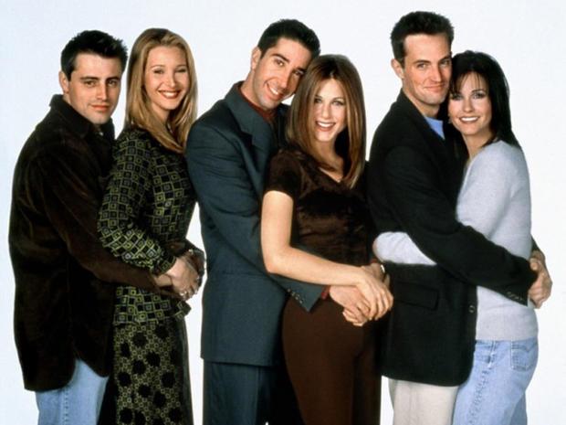 Friends quot  cast  Then and nowFriends Cast Now