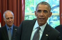 Obama lauds Secret Service despite string of security breaches