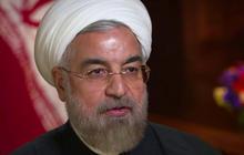 Iranian President Rouhani on invoking Islam for terror