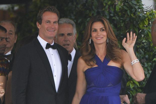 Stars at George Clooney's wedding