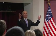 Watch: Vice President Joe Biden's slip of the tongue
