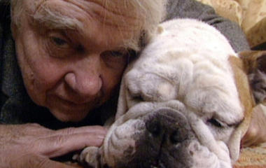 Andy Rooney's love for dogs