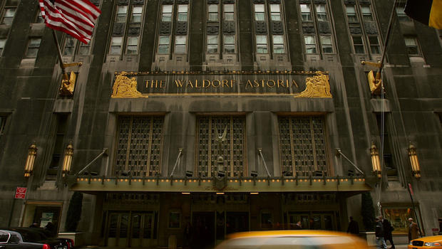 chinese company buys nyc 39 s iconic waldorf astoria hotel. Black Bedroom Furniture Sets. Home Design Ideas