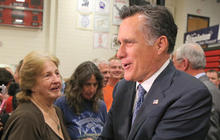 Romney becomes political MVP on campaign trail